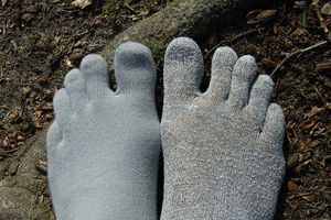 Blister-Free: A Review of ToeToe Thin Liner Toe Socks