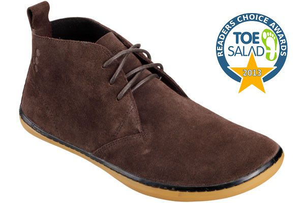 2013 Readers' Choice Award - VIVOBAREFOOT Gobi