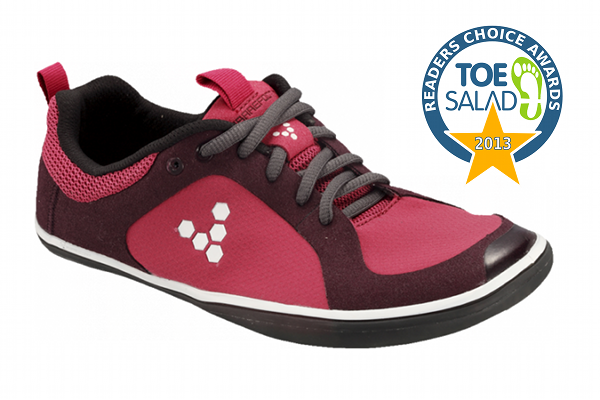 2013 Readers' Choice Award - VIVOBAREFOOT Lucy Lite