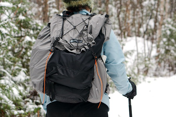 Gossamer Gear backpack