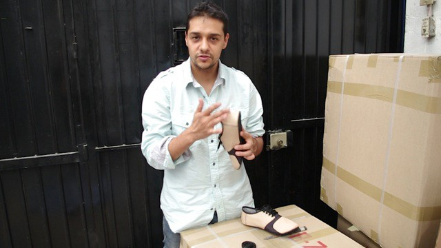 Kigo Footwear - An interview with Marco Serrano