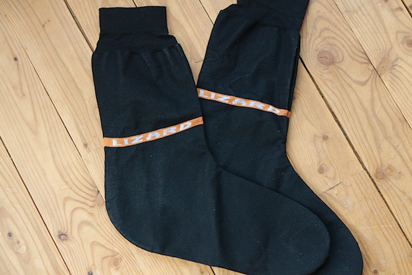 Lizard Footwear - Shield Mid waterproof socks