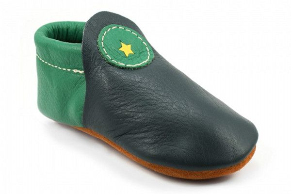 Soft Star - Kids Moccasin