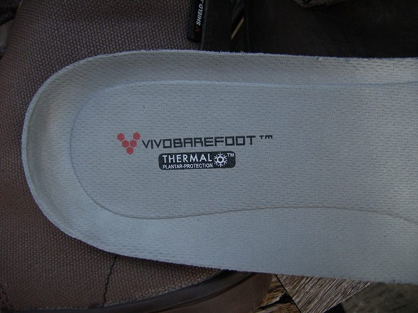 VIVOBAREFOOT Scott - Thermal Insole