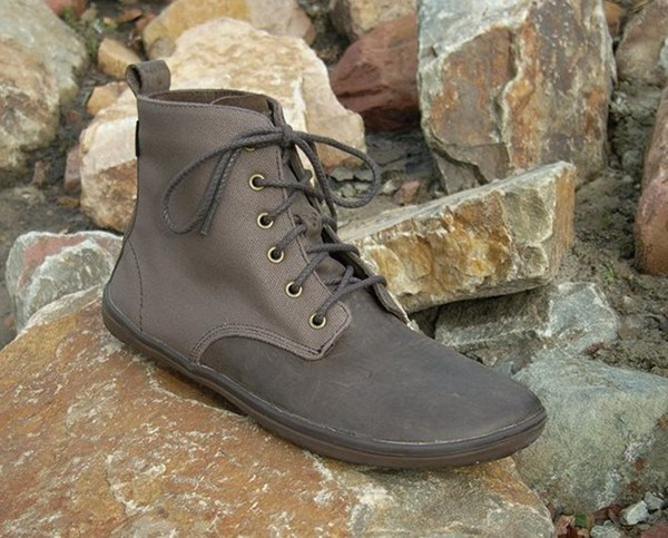 Vivobarefoot Takes On Old Man Winter Articles Toe Salad