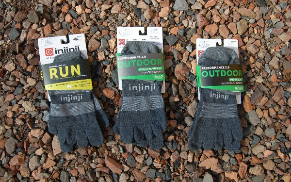 Injinji Nüwool 2.0 - The collection