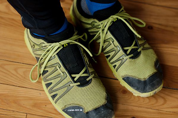 Inov-8 Trailroc 235 - Uppers