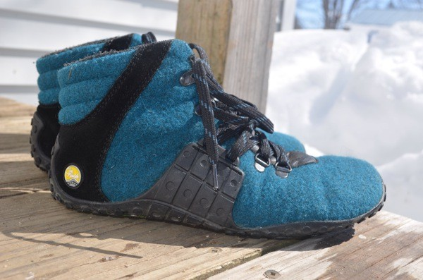 The Joe Nimble Woolster A Winterized Minimalist Shoe