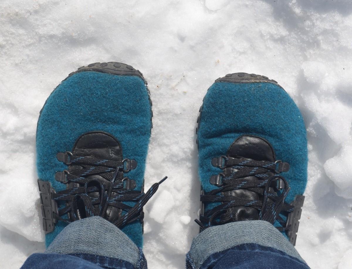 dabd0c8ad5066f The Joe Nimble Woolster, a Winterized Minimalist Shoe | Reviews | Toe Salad