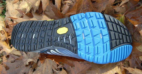 Merrell Ascend Glove Gore-Tex - Outsole