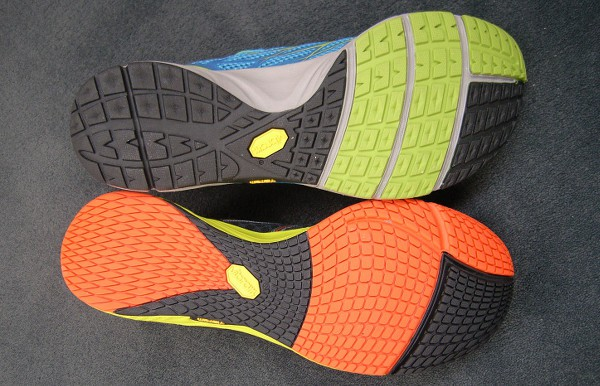 Merrel Road Glove 3 - Outsole