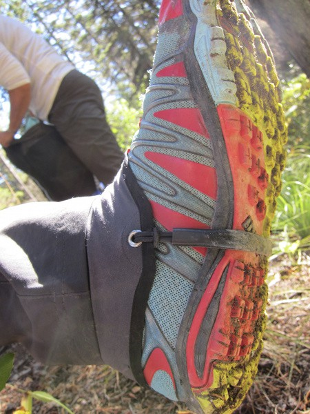 Montbell Stretch Semi-long Spats - Inov-8 shoes