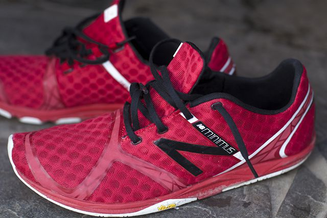 New Balance Minimus Zero Road - Top