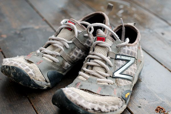trail running new balance minimus