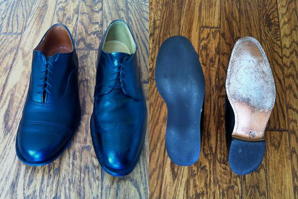 The Primal Professional - Soles and Uppers