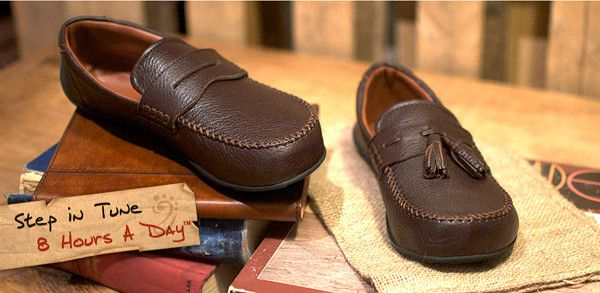 Tune Footwear - Penny Loafer
