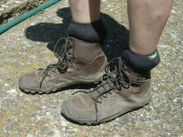 recognized brands classic style shades of A Review of the VIVOBAREFOOT Off-Road Hi   Reviews   Toe Salad