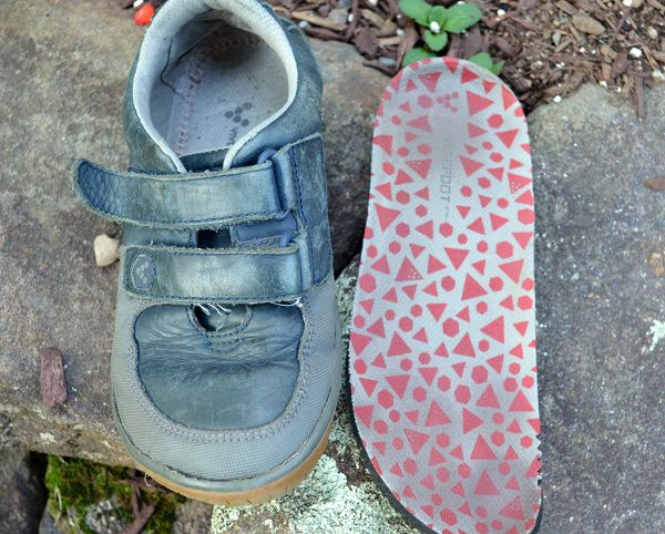 VIVOBAREFOOT Rooty - Insole Removed