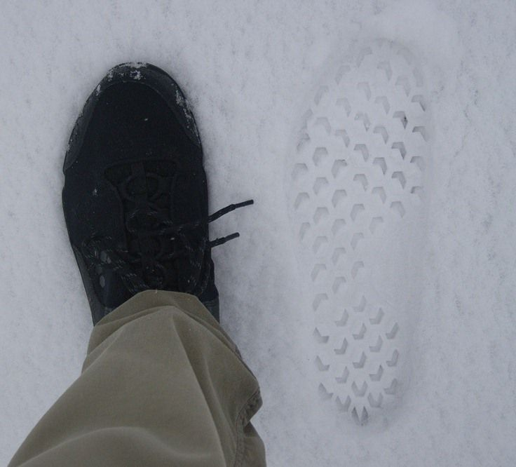 VIVOBAREFOOT Synth Hiker - In the Snow
