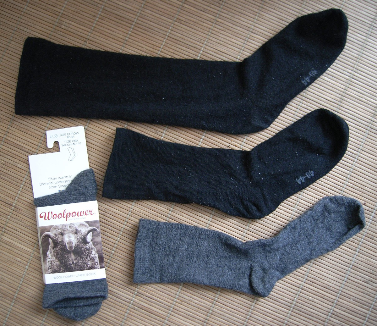 All Seasons All Uses - A Review Of Woolpower Liner Socks | Reviews | Toe Salad
