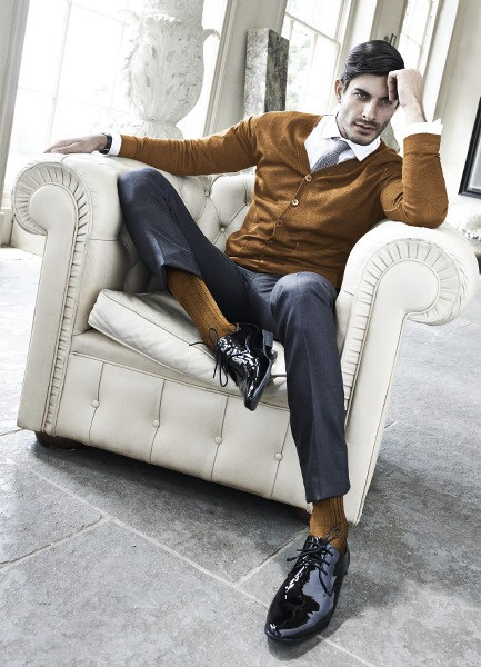 Falke Vicuña Sweater and Socks