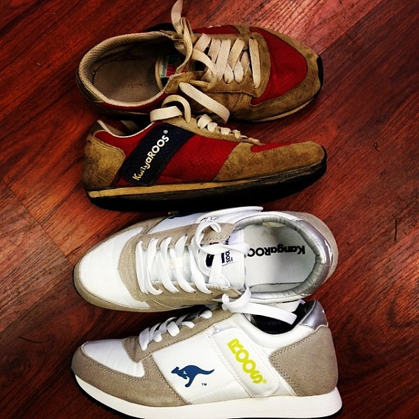 old kangaroos vs new kangaroos